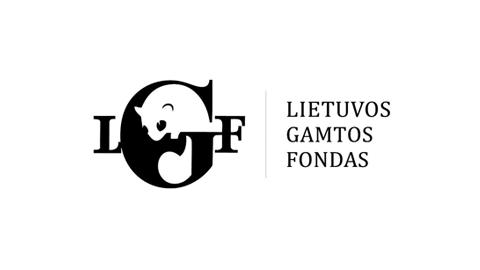 Klientų saugančių Lietuvos gamtą logotipas