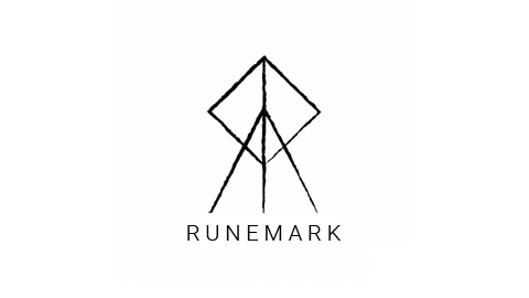 Klientų užsiimančių muzikos prodiusavimu logotipas