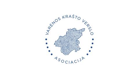 Varėnos krašto verslo asociacijos logotipas