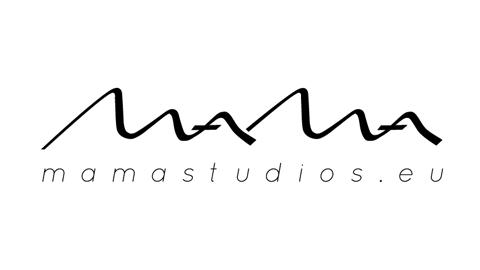 MAMA įrašų studijoje logotipas