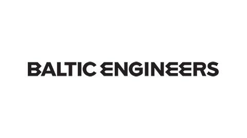 Svetainės BALTIC ENGINEERS logotipas