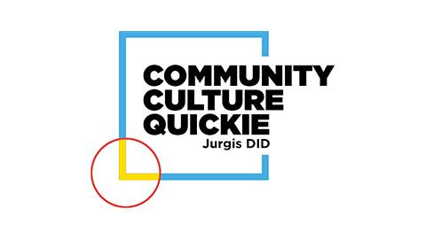 Svetainės COMMUNITY QUICKIE logotipas